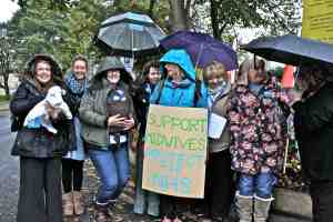 CRH_MIdwives_Picket_Oct2014_lores