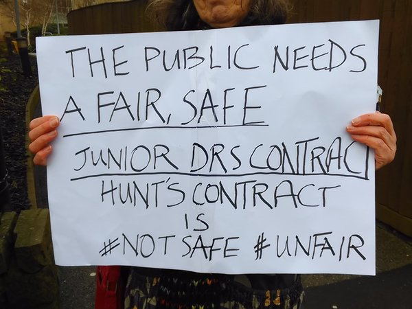 my jr drs picket poster_