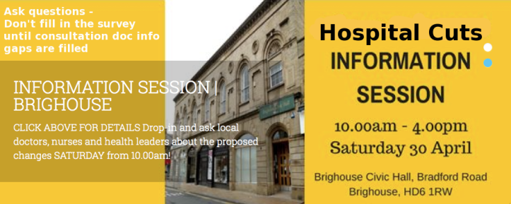 Brighouse drop in