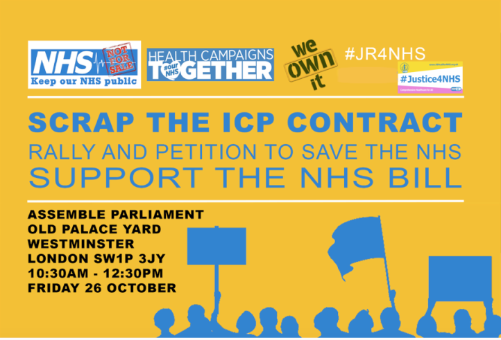 scrapicp rallyjustice4nhs