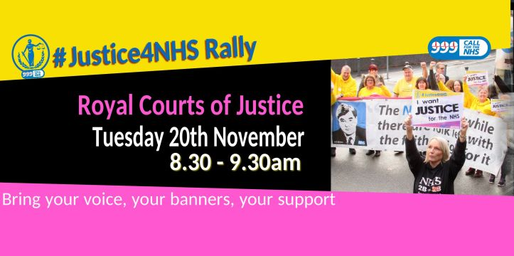 Royal courts of justice 20 Nov