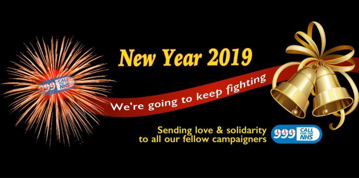 999 happy new year 2019